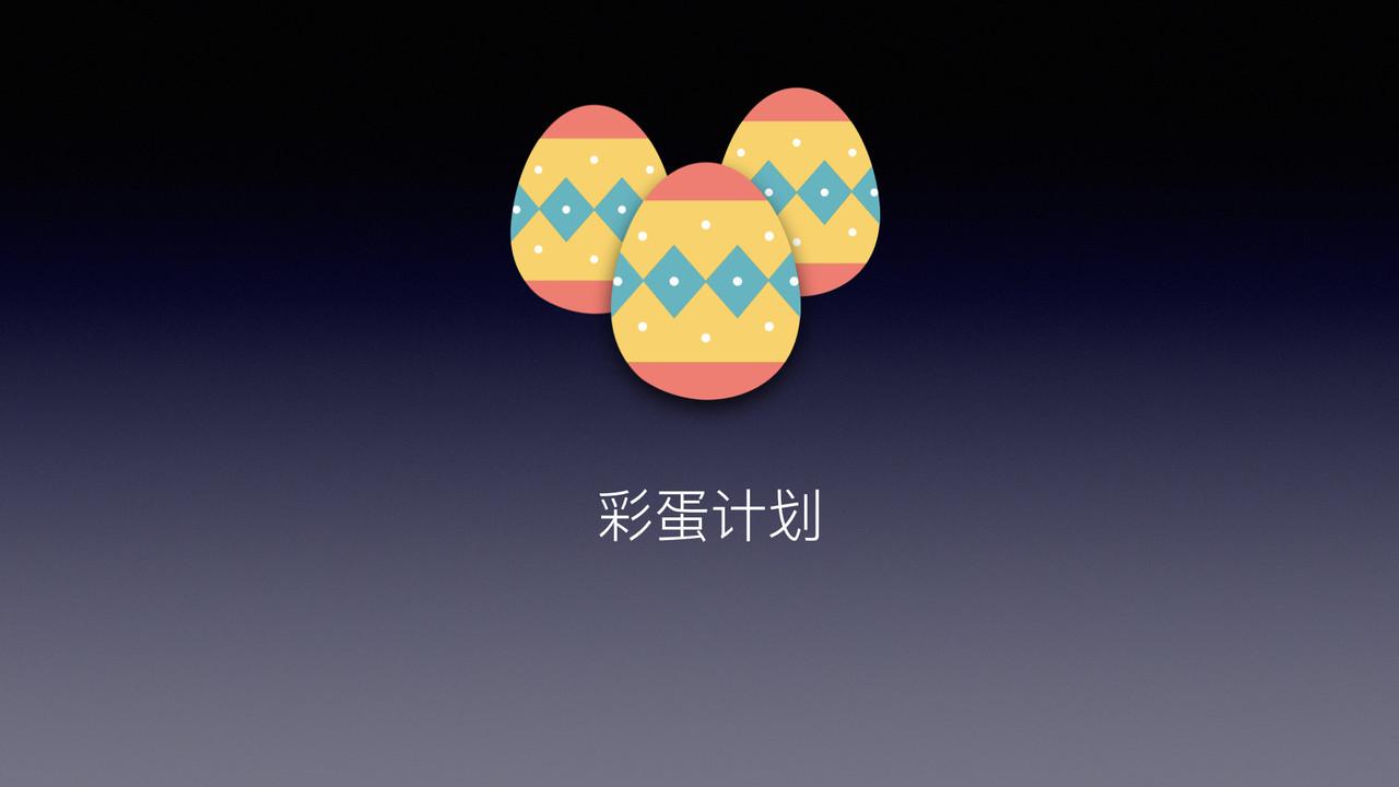 iView 3.0 全民彩蛋计划